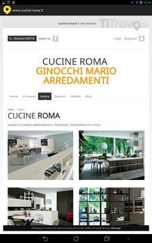 Cucine Roma apk screenshot