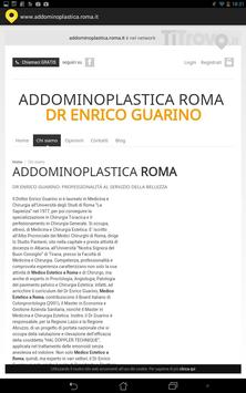 Addominoplastica Roma screenshot 1