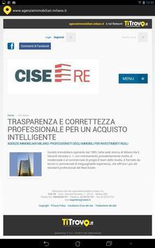 Agenzie Immobiliari Milano apk screenshot