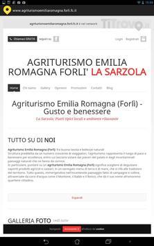 Agriturismo EmiliaRomagnaForlì poster