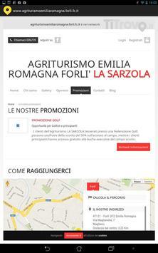 Agriturismo EmiliaRomagnaForlì apk screenshot