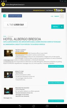 Albergo Hotel Brescia apk screenshot