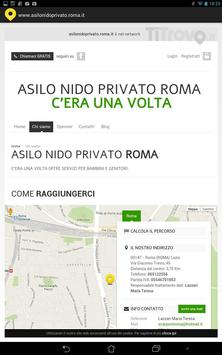 Asilo nido privato Roma screenshot 1