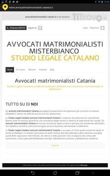 Avv Matrimonialisti Catania poster