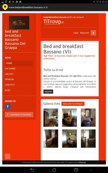 Bed and Breakfast Bassano (VI) poster