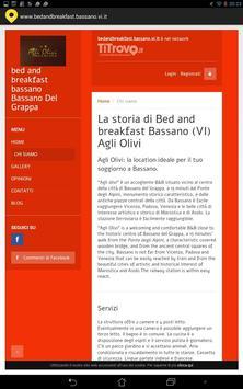Bed and Breakfast Bassano (VI) screenshot 2