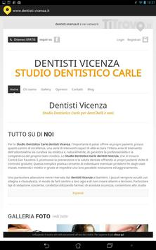 Dentisti Vicenza poster