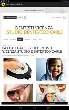 Dentisti Vicenza screenshot 1