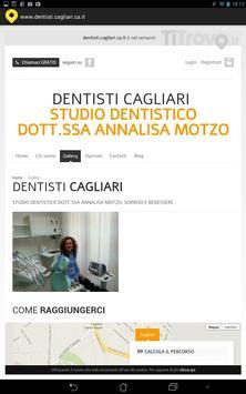 Dentisti Cagliari (CA) screenshot 1