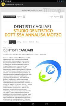 Dentisti Cagliari (CA) screenshot 2