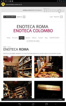 Enoteca Roma (RM) apk screenshot