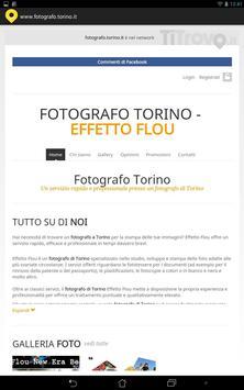 Fotografo Torino poster