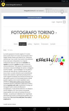Fotografo Torino screenshot 1