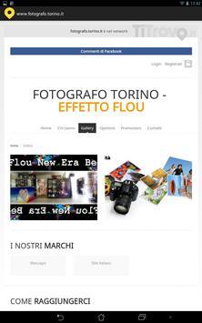 Fotografo Torino screenshot 2