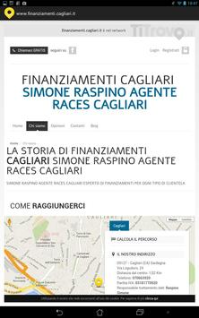 Finanziamenti Cagliari apk screenshot