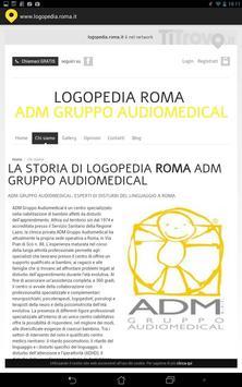 Logopedia Roma screenshot 1