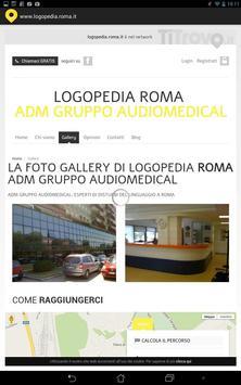 Logopedia Roma screenshot 2