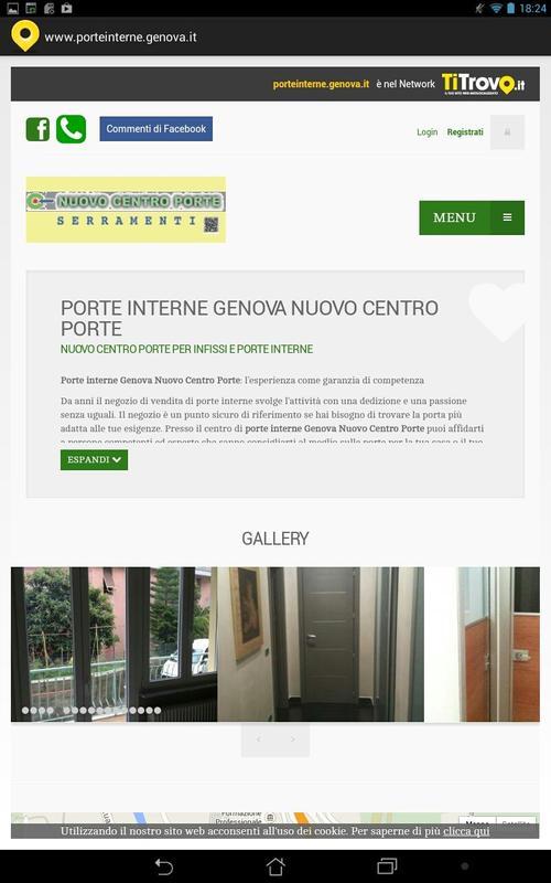 Porte interne Genova for Android - APK Download