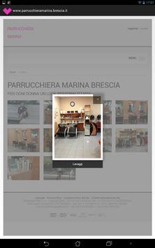 Parrucchiera Marina apk screenshot