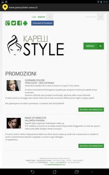 Parrucchieri Roma apk screenshot