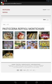 Pasticceria Roffioli apk screenshot
