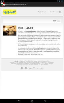Ristorante Pizzeria Il Trionfo screenshot 1