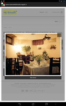 Ristorante Pizzeria Il Trionfo screenshot 2