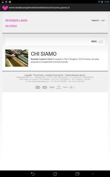Reverberi Lavori in Corso screenshot 2