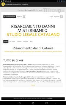Risarcimento Danni Catania poster