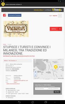 Ristorante Milano apk screenshot