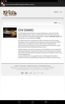 Ristorante Alfieri screenshot 1