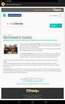 Ristorante Cuneo apk screenshot