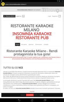 Ristorante Karaoke Milano poster