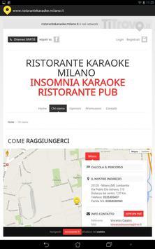 Ristorante Karaoke Milano screenshot 1