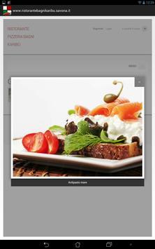 Ristorante Bagni Karibu apk screenshot