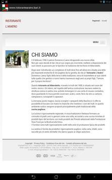 Ristorante L'Aratro apk screenshot