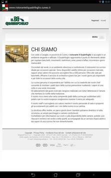 Ristorante Quadrifoglio apk screenshot