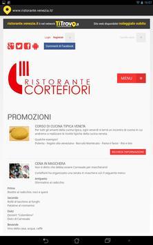 Ristorante Venezia apk screenshot