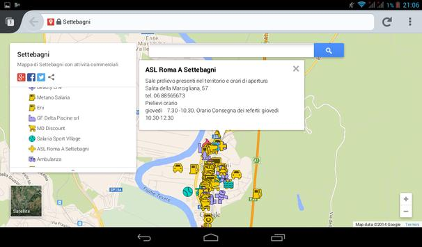 Settebagni apk screenshot