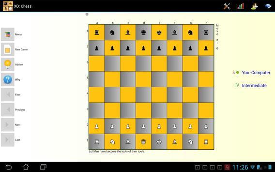 XO Demo apk screenshot