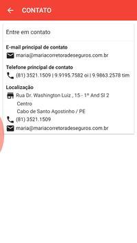 Maria Corretora de Seguros screenshot 6