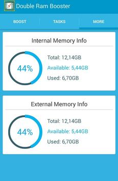 Double RAM Booster screenshot 11