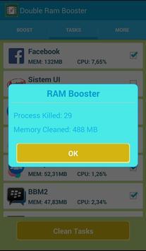 Double RAM Booster screenshot 18