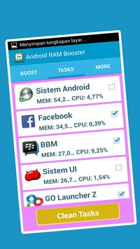 Double RAM Booster screenshot 7