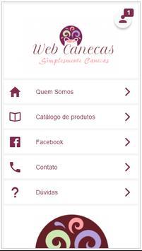 Web Canecas poster