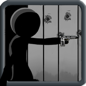 Stickman Shooter War icon
