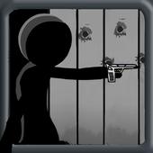Stickman Shooter War icon
