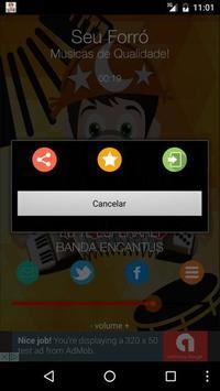 Seu Forró apk screenshot