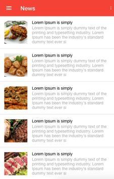 Food Customer screenshot 5