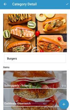 Food Admin screenshot 1